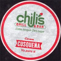 Beer coaster cusquena-31