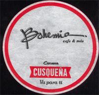 Beer coaster cusquena-4