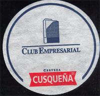 Beer coaster cusquena-5