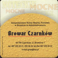 Beer coaster czarnkow-7-zadek-small