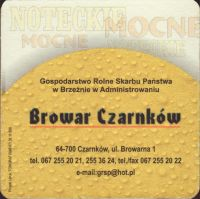 Beer coaster czarnkow-8-zadek-small