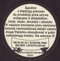Pivní tácek czenstochovia-1-zadek-small