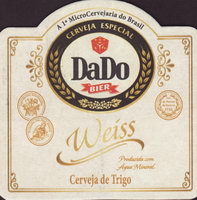 Beer coaster dado-6
