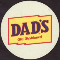 Beer coaster dads-root-beer-1