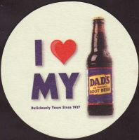 Beer coaster dads-root-beer-1-zadek