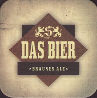 Beer coaster das-bier-2