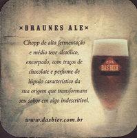 Beer coaster das-bier-2-zadek
