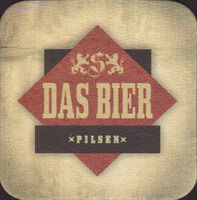Beer coaster das-bier-3