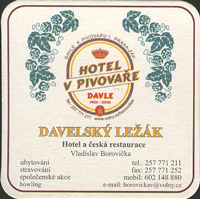 Beer coaster davle-2