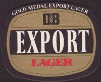 Beer coaster db-18-small
