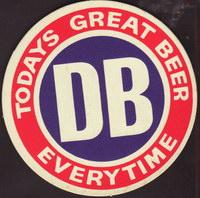 Pivní tácek db-5