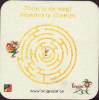 Pivní tácek de-halve-maan-31-small