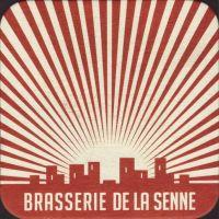 Beer coaster de-la-senne-1-small
