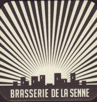 Beer coaster de-la-senne-2-small