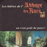 Pivní tácek de-labbaye-des-rocs-1-small