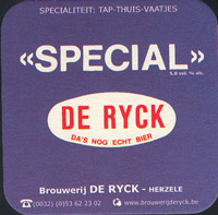 Beer coaster de-ryck-4