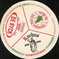 Beer coaster de-ryck-7
