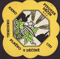 Pivní tácek decin-5-small