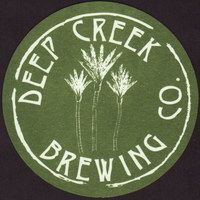 Beer coaster deep-creek-1-small