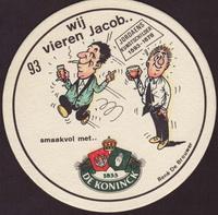 Beer coaster dekoninck-163-small