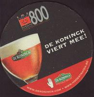 Beer coaster dekoninck-226-small