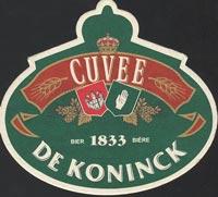 Beer coaster dekoninck-23