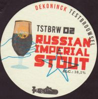 Beer coaster dekoninck-244-small