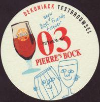 Beer coaster dekoninck-245-small