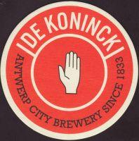 Beer coaster dekoninck-251-small