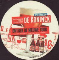 Beer coaster dekoninck-255-small