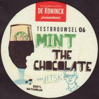 Beer coaster dekoninck-259-small