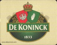 Beer coaster dekoninck-266-small
