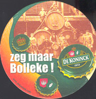 Beer coaster dekoninck-75