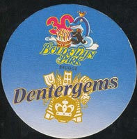 Beer coaster dentergem-1