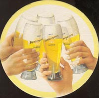 Beer coaster dentergem-2