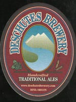 Beer coaster deschutes-1