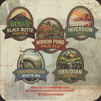 Beer coaster deschutes-16-zadek-small