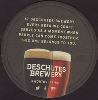 Beer coaster deschutes-19-zadek-small