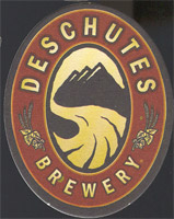 Beer coaster deschutes-4