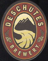 Beer coaster deschutes-5