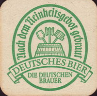 Beer coaster deutsches-bier-1