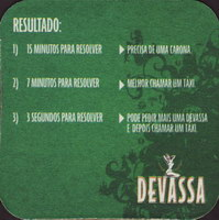 Beer coaster devassa-14-small