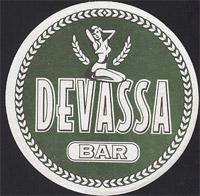 Beer coaster devassa-2