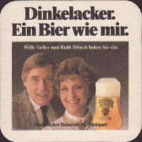 Beer coaster dinkelacker-44