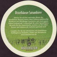 Pivní tácek distelhauser-29-zadek-small