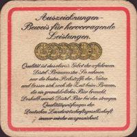 Pivní tácek distelhauser-31-zadek-small