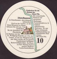Pivní tácek distelhauser-43-zadek-small