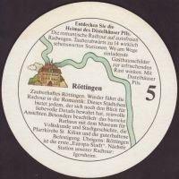 Pivní tácek distelhauser-52-zadek-small