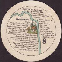 Pivní tácek distelhauser-54-zadek-small