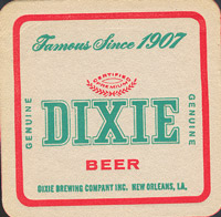 Beer coaster dixie-brewing-1